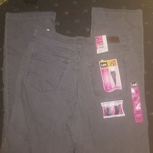 Lee Instantly Slimming Classic Fit Jeans 14 NWT
